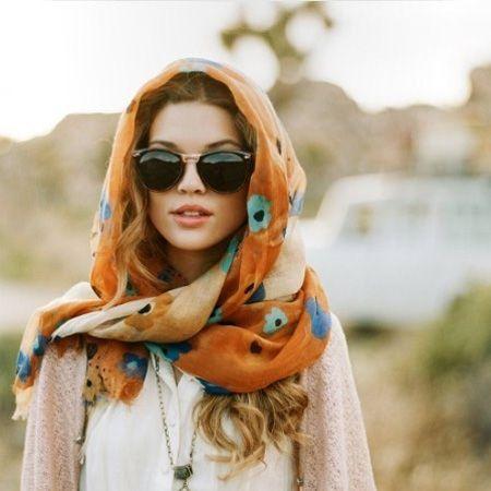 Fall Fashion 5 Creative Ways To Wear A Scarf