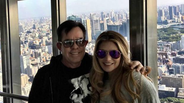 Loren and JR Ridinger in Japan 2015