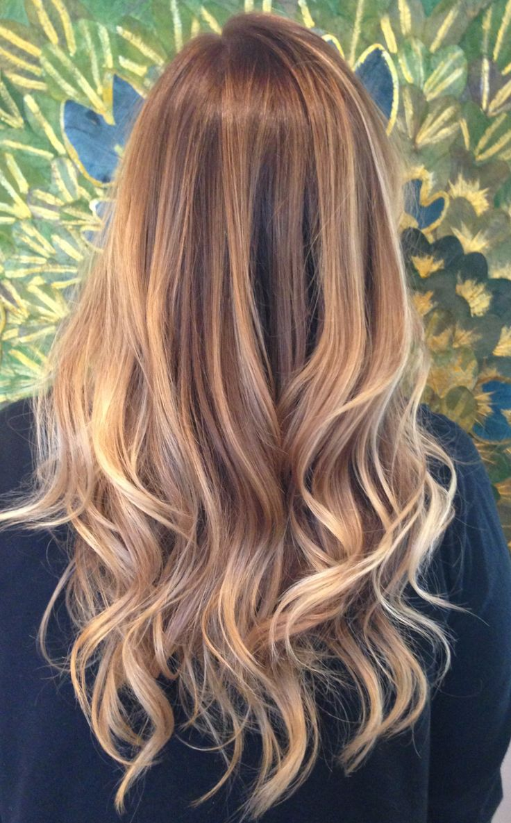 Hair Trends Balayage