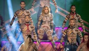 Jennifer Lopez J Lo AMAs Hair Tutorial