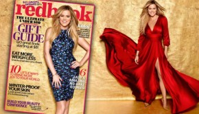 Khloe Kardashian on the Cover of Redbook
