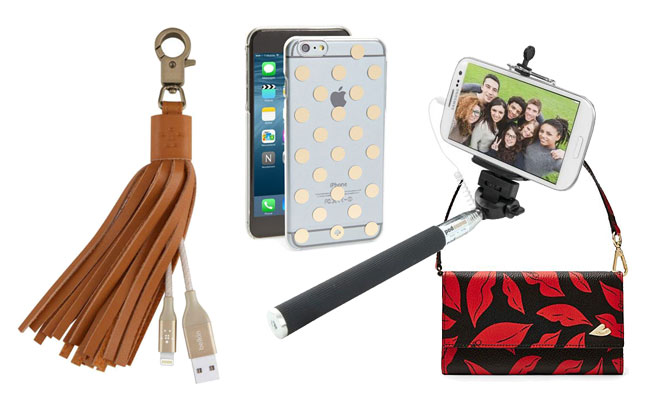Fashionable Tech Accessories