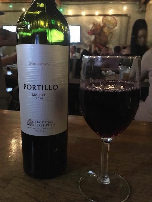 Portillo Wine
