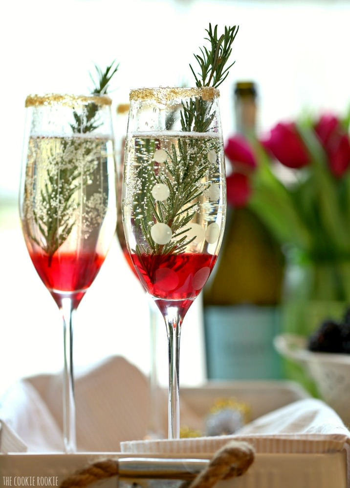 Champagne Cocktails Recipe Roundup