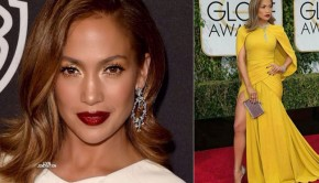 Get the Look: Jennifer Lopez at the Golden Globe Awards | Loren's World