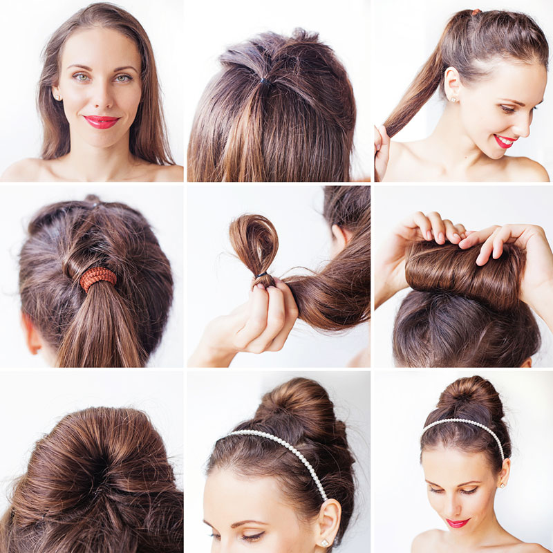 indian hairstyles for long hair dailymotion collections