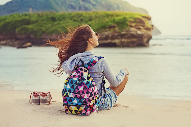 woman, traveling, solo female traveler, traveling female