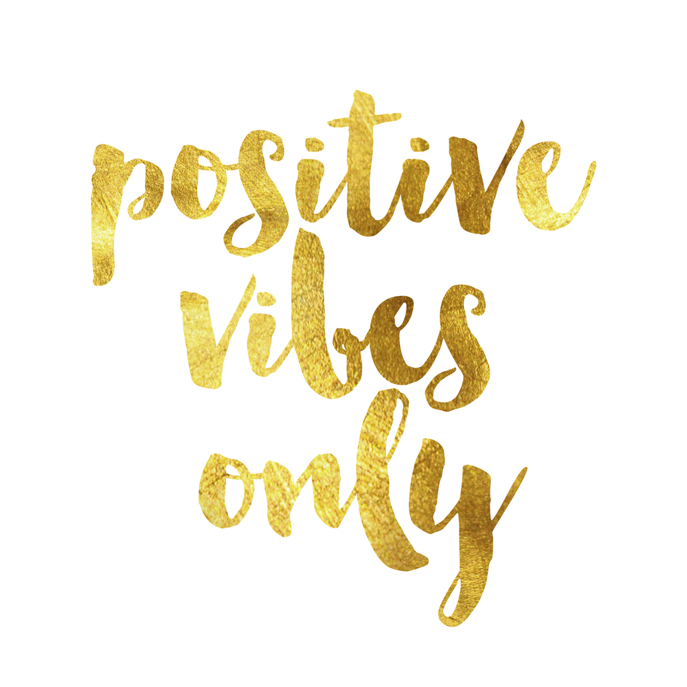 Turning Negative Energy Into Fuel For Positive Vibes