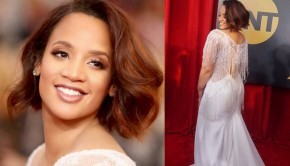 Get the Look: Dasha Polanco at the SAG Awards | Loren's World