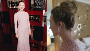 Get the Look: Saoirse Ronan at the SAG Awards | Loren's World