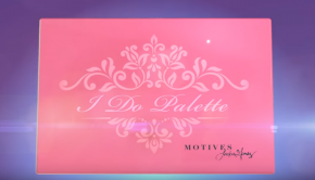 "New Product: Motives ""I Do"" Palette by Jackie Gomez 