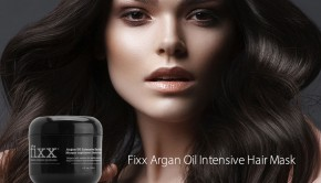 Fixx Argan Oil Intensive Hair Mask
