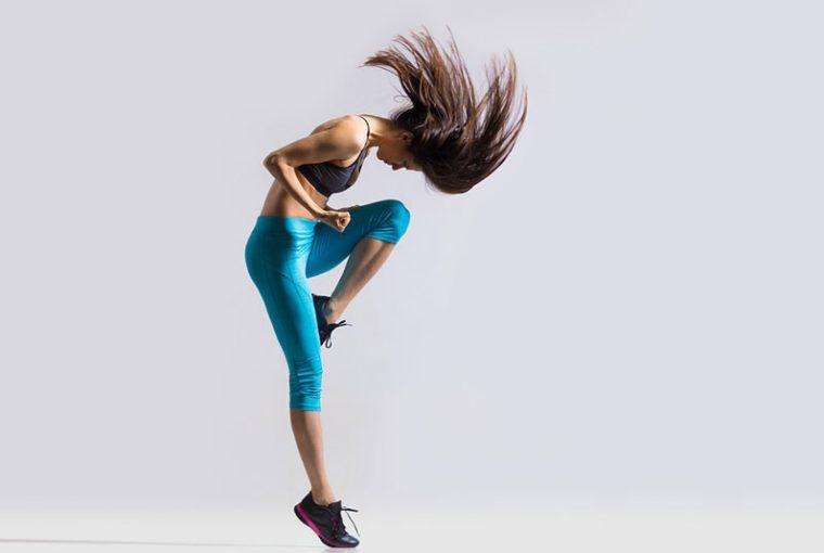 fun fitness playlist