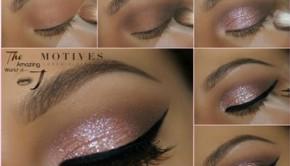 Morganite Gem Sparkles Makeup Tutorial