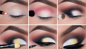 Bold Spring Eyeshadow Tutorial by Ely Marino | Loren's World