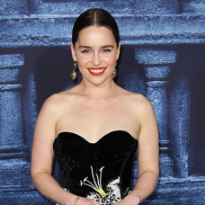 got, game of thrones, premiere, la premiere, emilia clarke