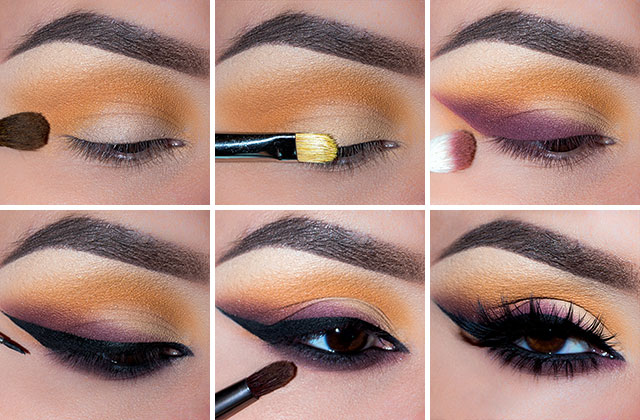 how to get the cat eye look