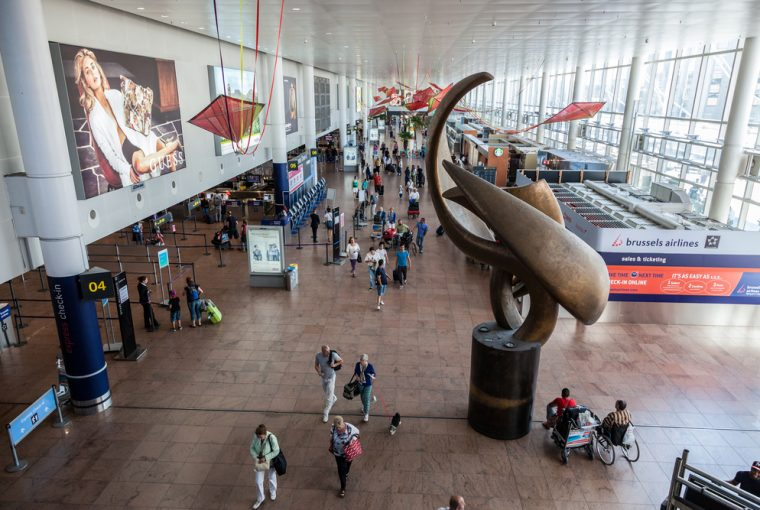 News: Brussels Airport Back in Operation | Loren's World