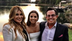Eva Longoria Gets Married | Loren's World