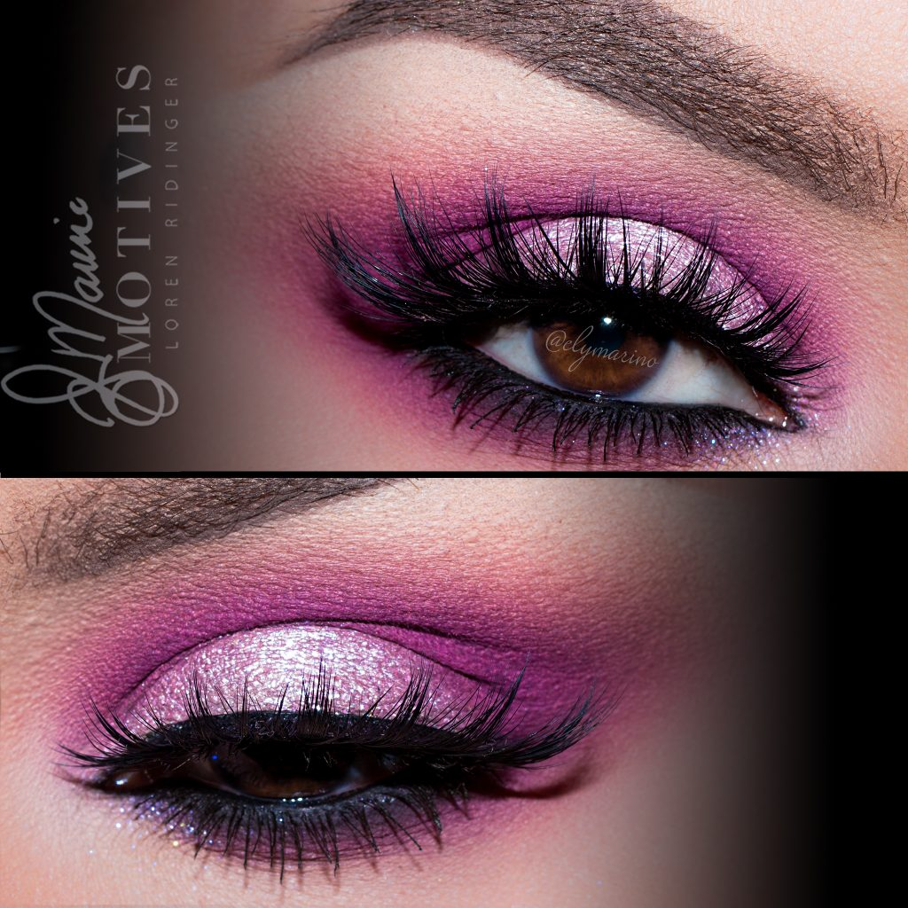 Get the Look: Bold Pink Eyeshadow | My Fashion Cents