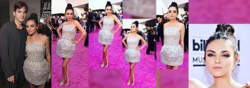 Get the Look: Mila Kunis at the BBMAs | My Fashion Cents