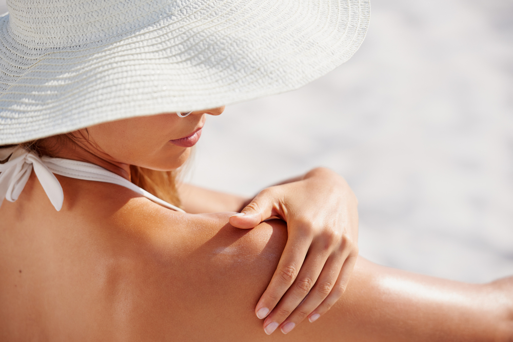 Sun Damage - tips for healthy skin