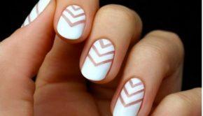 7 Fresh White Manicure Ideas   Loren's World