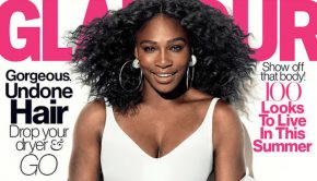 Serena Williams Covers Glamour's July Issue | Loren's World