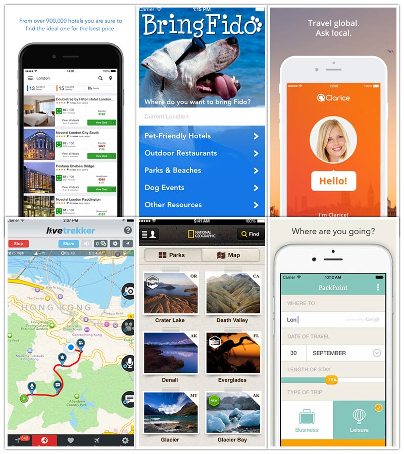 The Best Travel Apps for Planning Your Summer Vacation | Loren's World