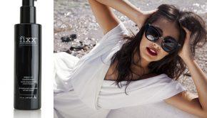 Summer Hair Care: Using Fixx Argan Oil Conditioner | Loren's World