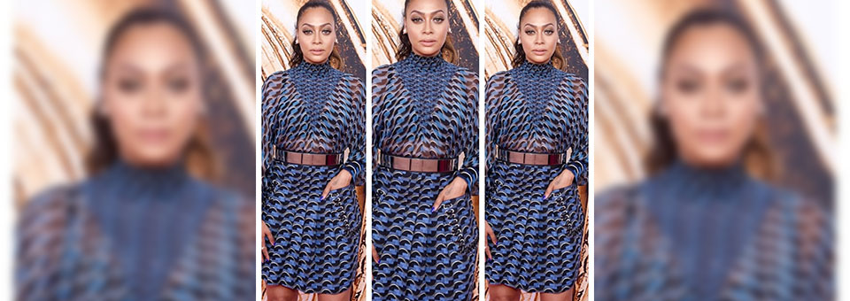 Birthday Girl Style: La La Anthony | My Fashion Cents