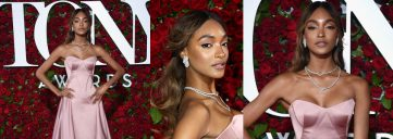 Get the Look: Jourdan Dunn at the 2016 Tony Awards | My Fashion Cents
