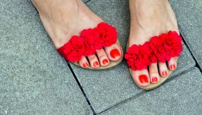 4 Simple Ways to Pamper Your Feet for Summer | Loren's World
