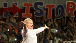 Hillary Clinton Becomes First Woman to Secure Presidential Nomination | Loren's World