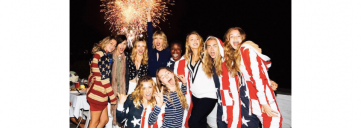 celebrity, fourth of july, jury fourth, fourth, independence day fashion, celebrity style, taylor swift, danielle brooks, camila cabello,