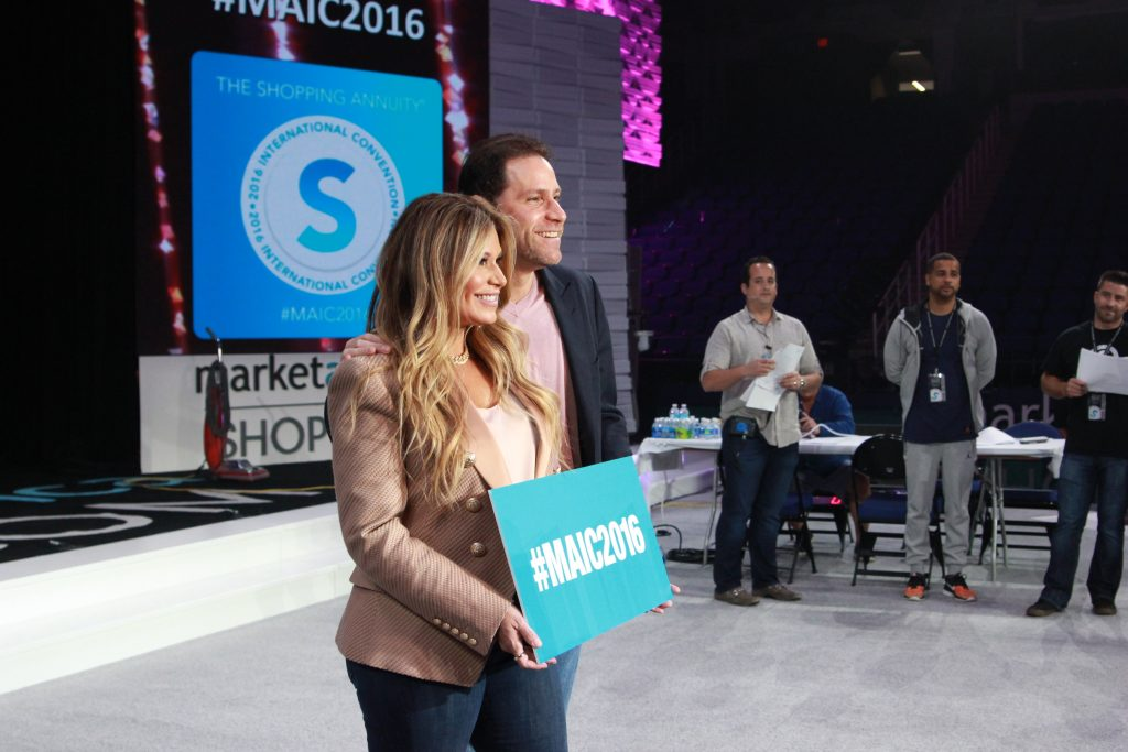MAIC 2016 Loren and Marc at Rehearsal