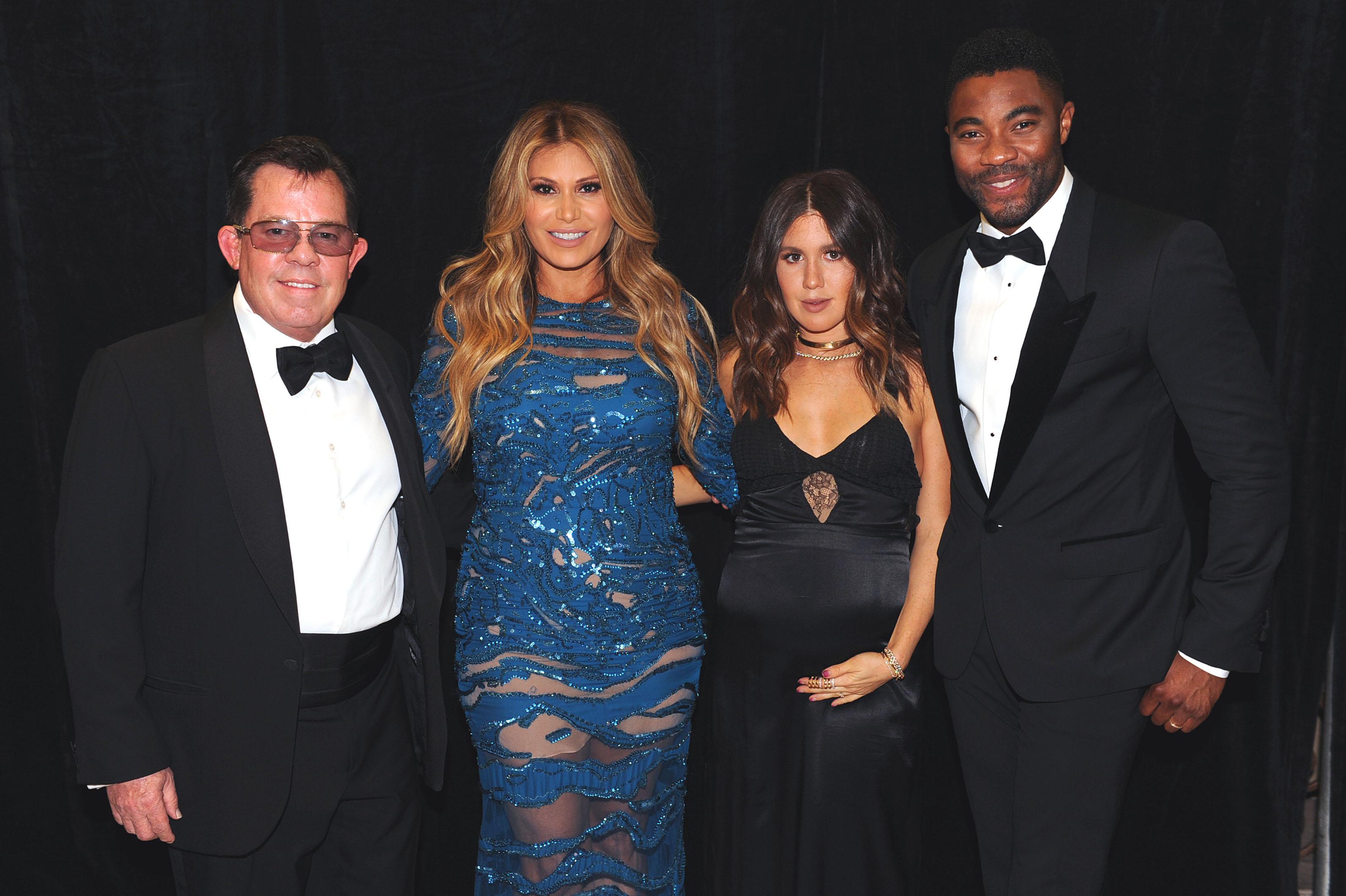 Family Photo loren jr amber duane maic 2016 gala