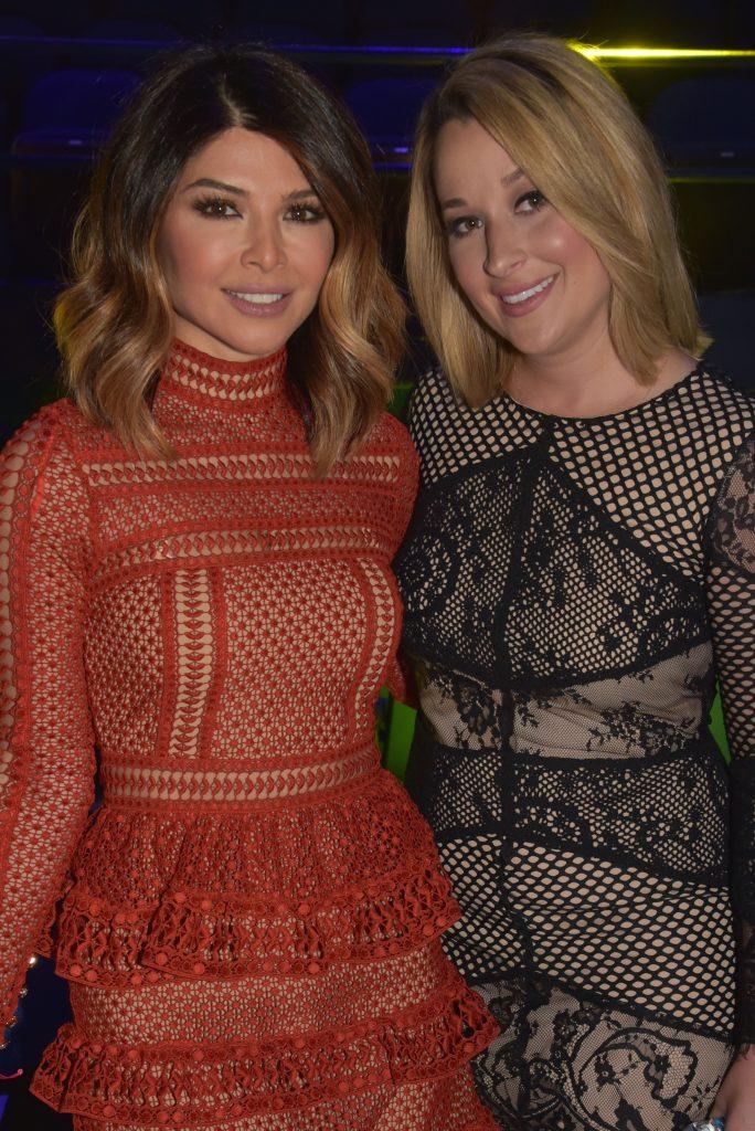 Kim and Maria