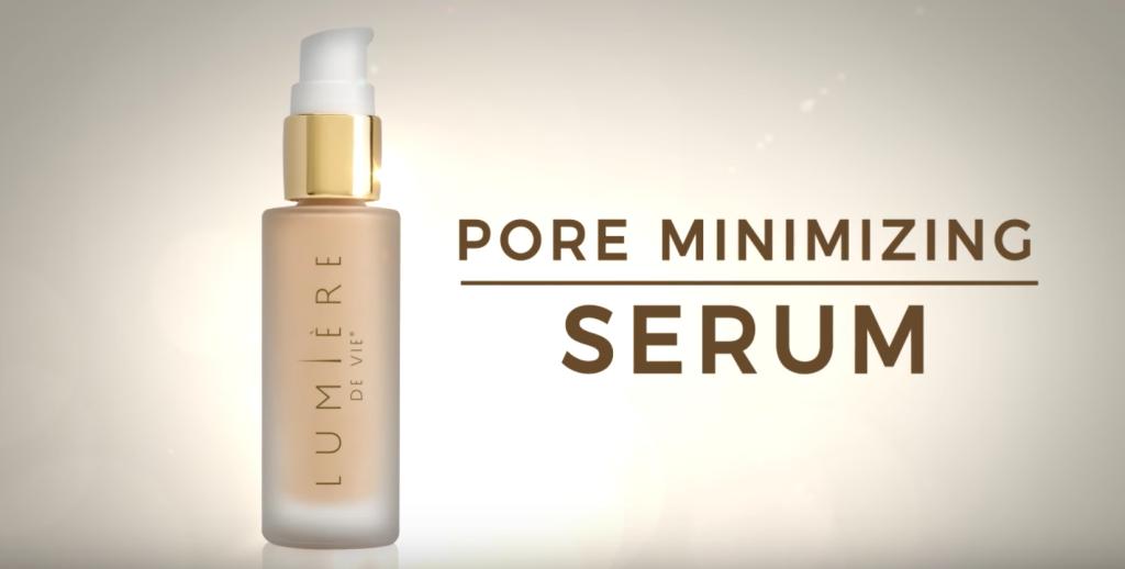About Lumiere de Vie Pore Minimizing Serum