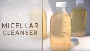 About Lumiere de Vie Micellar Cleanser