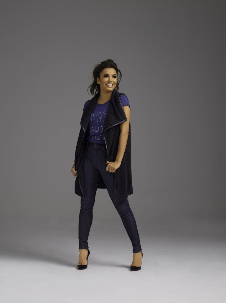eva longoria, the limited, eva longoria for the limited collection, dresses, graphic tees, accessories