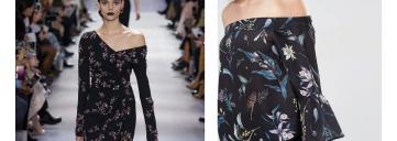 fall trends, fall 2016 trends, fall trend, animal print, metallic, ruffles, dark floral