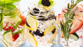 6 Infused Water Combos for Gorgeous Skin | Loren's World