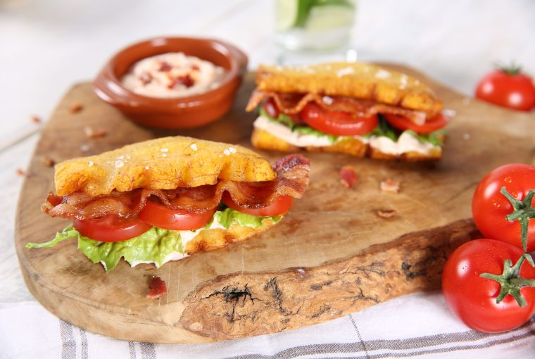 Ingrid Hoffman Shares BLT Recipe