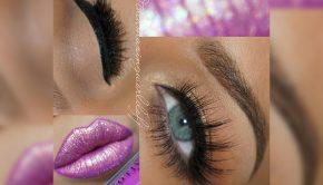 Purple Dream Makeup Tutorial by Motives