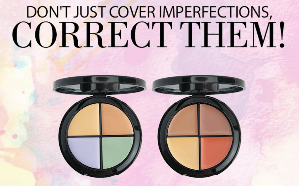 New Motives Color Correction Quads