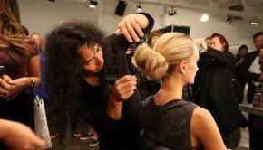 NYFW Hair Tutorial: Parisian Bow Knot