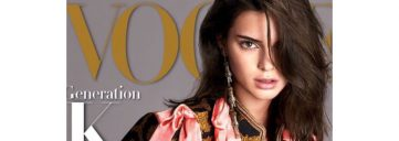 kendall jenner, vogue, kdardashian, jenner, september issue,