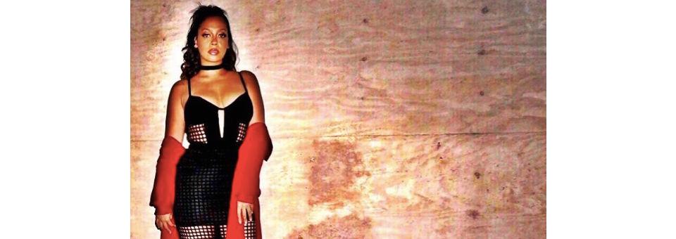 la la, la la anthony, urbanworld film festival, red duster, little black dress, lbd