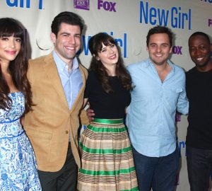 new girl, fall tv, must watch, must-watch fall tv, pumpkin lattes, new girl, scream queens, modern family, this is us